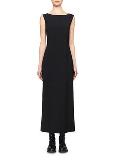 The Row Riah Bateau-Neck Midi Dress