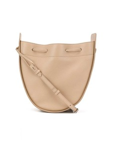 The Row round pouch bucket bag