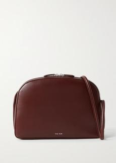 The Row Single Mignon Leather Shoulder Bag