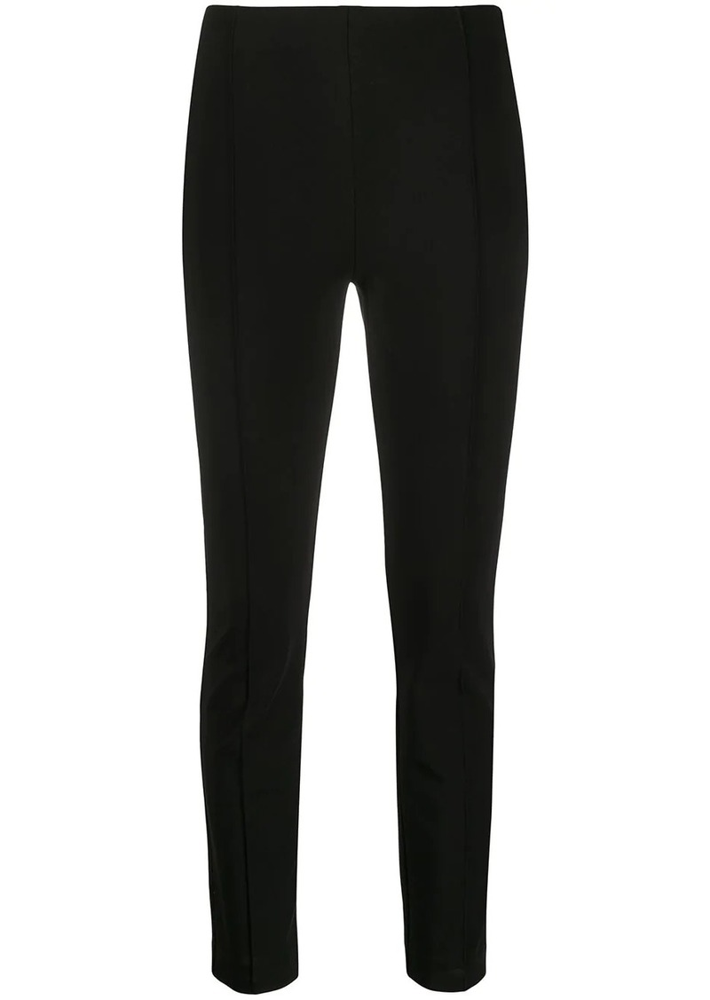 The Row straight leg trousers