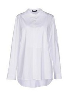THE ROW - Solid color shirts & blouses