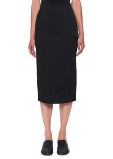 THE ROW Adiale Fitted Midi Pencil Skirt