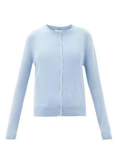 The Row Annamaria round-neck cashmere cardigan