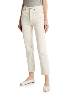 THE ROW Ash Skinny Ankle Jeans