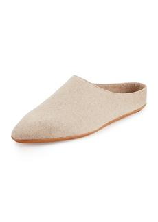 THE ROW Bea Cashmere Slipper
