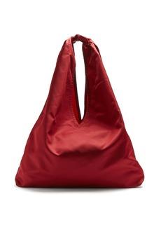 The Row Bindle nylon shoulder bag