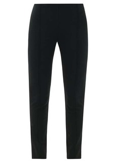The Row Cosso tailored jersey trousers