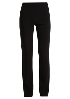 The Row Doco skinny cady trousers