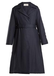 The Row Dundi long padded coat