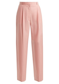 The Row Elin tailored wool trousers