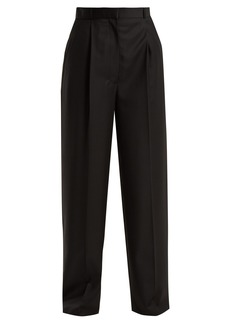 The Row Elin wool trousers