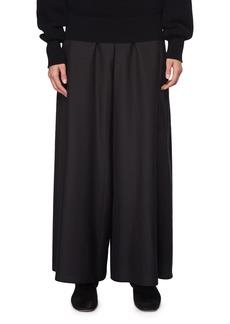 THE ROW Elle Wide-Leg Silk Pants