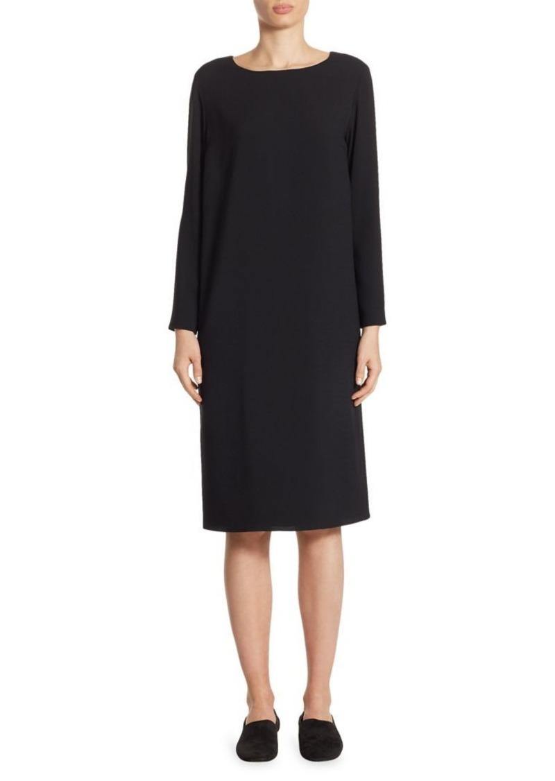 The Row Essentials Larina Long Sleeve Dress