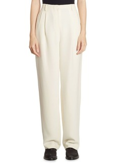 The Row Firth Cotton Pants