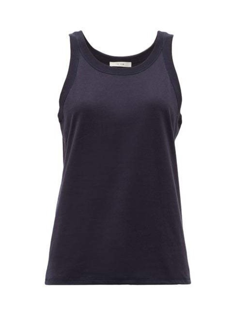 The Row Frankie sleeveless cotton tank top