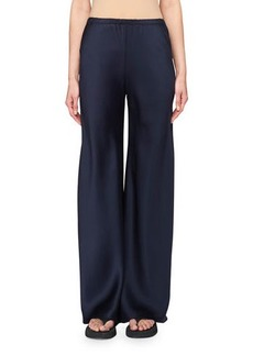 THE ROW Gala Straight-Leg Pants