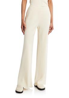 THE ROW Gala Wide-Leg Pants