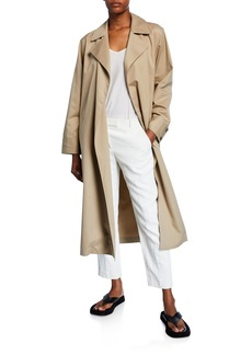 THE ROW Gami Belted Wrap Coat