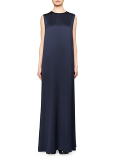 THE ROW Genoa Satin Column Gown