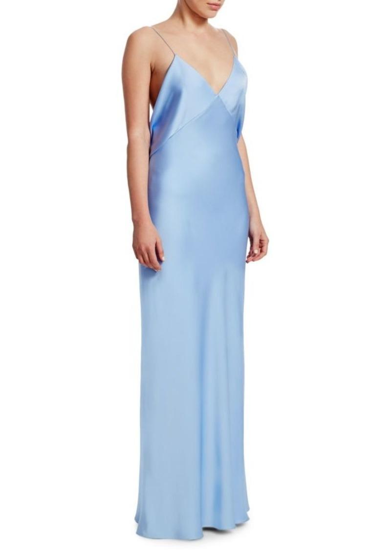 Gran Silk Dress The Row
