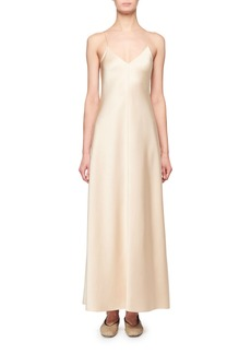 THE ROW Guinevere Silk Slip Dress