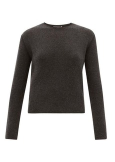 The Row Imani round-neck cashmere sweater