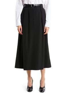 The Row Jaako Midi Skirt