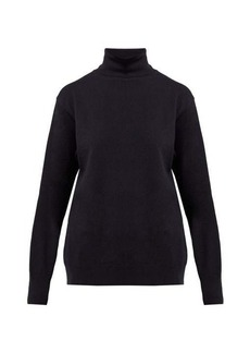 The Row Janilleen roll-neck cashmere sweater