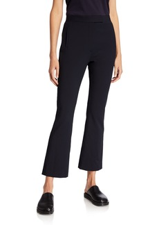 THE ROW Jonell Cropped Flare Pants