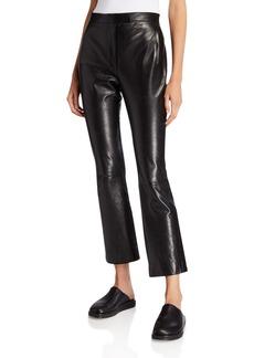 THE ROW Jonelle Leather Pants