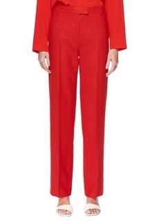 THE ROW Lada Wide-Leg Wool Pants