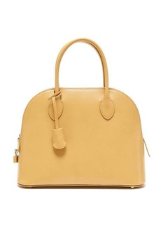 The Row Lady Bag leather handbag
