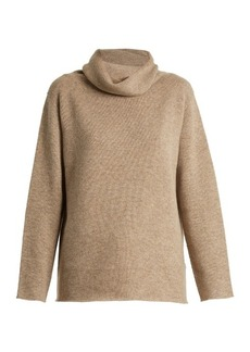 The Row Lexer roll-neck knit sweater