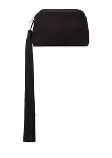 THE ROW Mini Satin Tassel Wristlet Bag