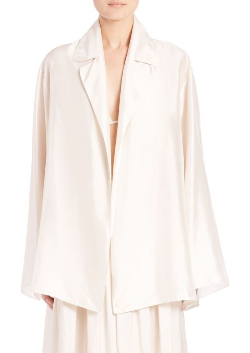 The Row Moos Oversized Blazer