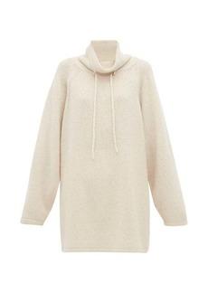 The Row Myrnia cashmere-blend sweater