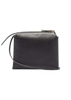 The Row Nu Twin mini leather cross-body bag