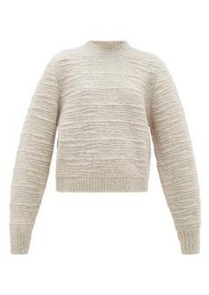 The Row Nuru wool-blend bouclé sweater