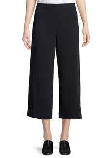 THE ROW Paber Cropped Cady Pants