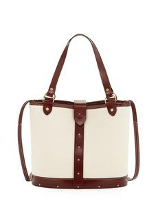 THE ROW Pail Denim Bucket Bag