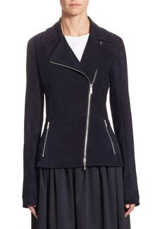 The Row Paylee Notch Lapel Jacket