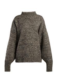 The Row Phelania oversized cashmere sweater