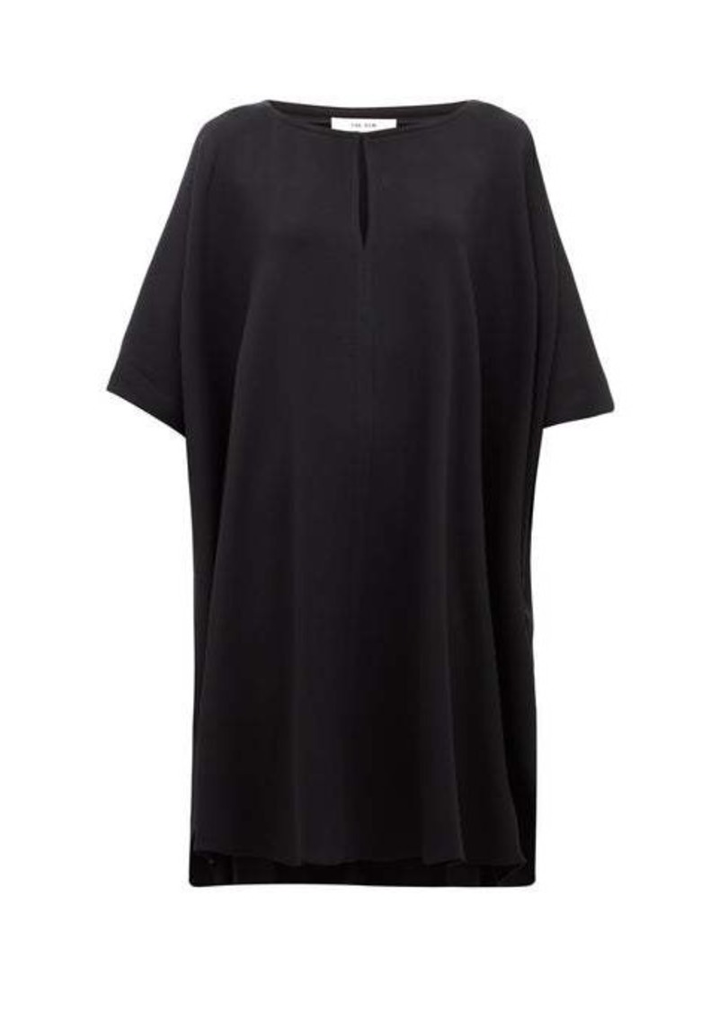 The Row Renato oversized cady tunic