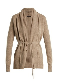 The Row Sarene cashmere cardigan