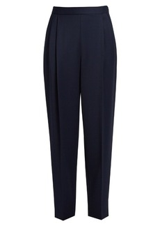 The Row Sea wool-gabardine trousers