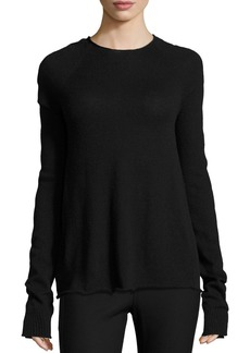THE ROW Shayna Long-Sleeve Cashmere Sweater
