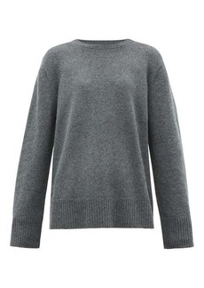 The Row Sibel oversized wool-blend sweater