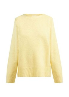 The Row Sibel wool and cashmere blend sweater