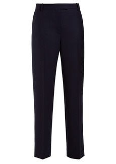 The Row Straight-leg wool trousers