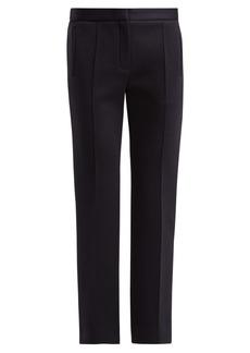 The Row Tanea scuba trousers